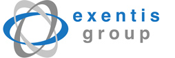 Logo Exentis Group